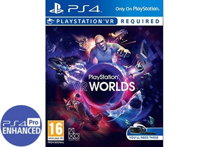 PlayStation VR Worlds - PS4/PSVR Game gaming   παιχνίδια ανά κονσόλα   ps4