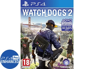 Watch Dogs 2 – PS4 Game