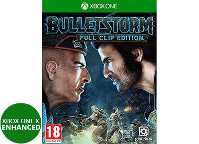 Bulletstorm: Full Clip Edition - Xbox One Game gaming   παιχνίδια ανά κονσόλα   xbox one