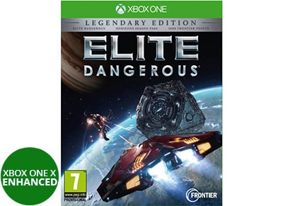Elite Dangerous Legendary Edition - Xbox One Game gaming   παιχνίδια ανά κονσόλα   xbox one