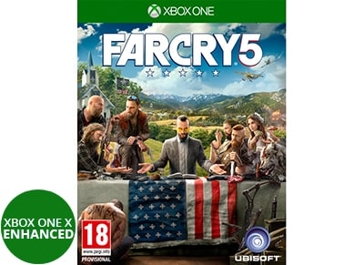 Far Cry 5 - Xbox One Game