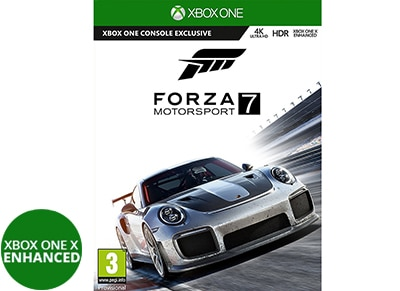 Forza Motorsport 7 – Xbox One Game