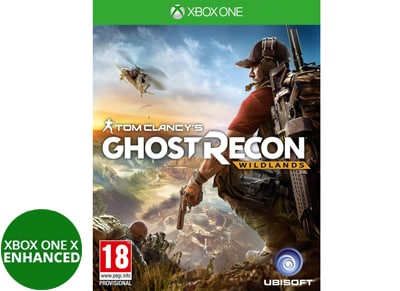 Tom Clancy's Ghost Recon: Wildlands - Xbox One Game