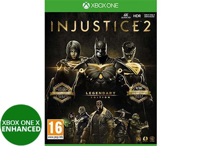 Injustice 2 (Legendary Edition) - Xbox One Game