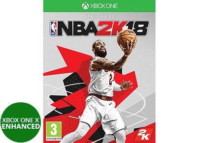 NBA 2K18 – Xbox One Game