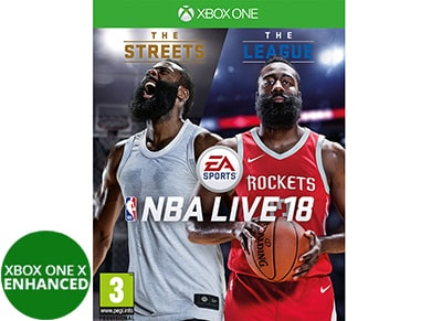 NBA Live 18 – Xbox One Game
