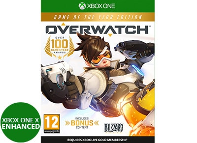Overwatch Game of the Year Edition - Xbox One Game