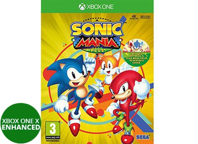 Sonic Mania Plus - Xbox One Game