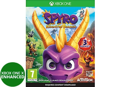 Spyro Reignited Trilogy – Xbox One Game