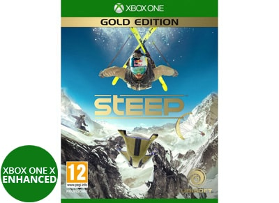 Steep Gold Edition - Xbox One Game