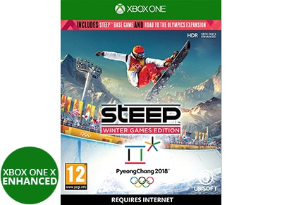 Steep Road to the Olympics - Xbox One Game