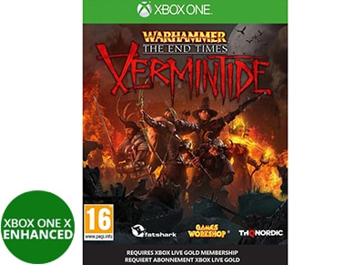 Warhammer: The End Times Vermintide - Xbox One Game