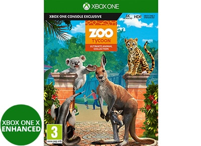 Zoo Tycoon: Ultimate Animal Collection - Xbox One Game