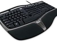 Microsoft Natural Ergonomic Keyboard 4000 Αγγλικό - πληκτρολόγιο