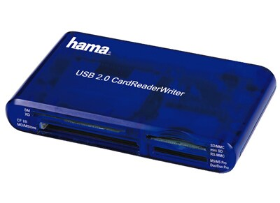 Card Reader Hama HA55348 USB Memory