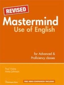 Mastermind Use of English for Advance Proficiency class - Revised
