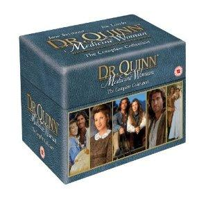 Dr. Quinn, Medicine Woman: The Complete Series DVD-Box