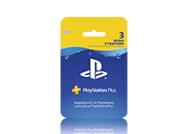 Playstation Plus 3 Μήνες - Prepaid Card