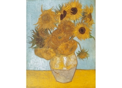 Παζλ Van Gogh: Girasoli - Museum Collection Clementoni - 1000 Κομμάτια