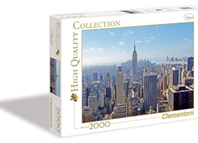 Παζλ New York - High Quality Collection Clementoni - 2000 Κομμάτια