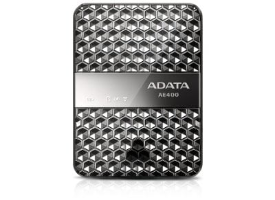 Adata DashDrive Air AE400 Wireless Reader & Powerbank - Αντάπτορας & Κάρτα μνήμης