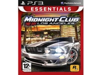 Midnight Club: L.A. Complete Edition - Essentials - PS3 Game