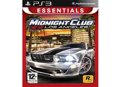 Midnight Club: L.A. Complete Edition - Essentials - PS3 Game gaming   παιχνίδια ανά κονσόλα   ps3