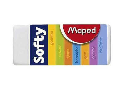 Γόμα Softly Maped