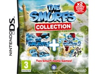 The Smurfs 1 & 2 Collection - DS Game