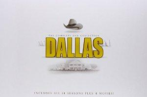 DALLAS COMPLETE SEASONS 1-14