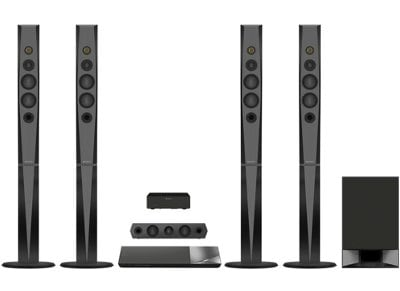 Sony Home Cinema 5.1 BDV-N9200WB Μαύρο