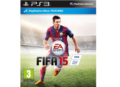 FIFA 15 - PS3 Game gaming   παιχνίδια ανά κονσόλα   ps3