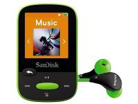 MP3 SanDisk Clip Sport 8GB Πράσινο
