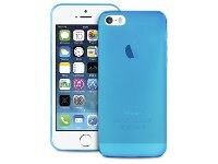 Θήκη iPhone 5/5s - Puro Ultra Slim IPC503BLUE Μπλε
