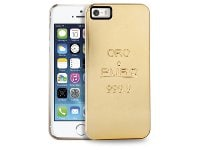 Θήκη iPhone 5/5s - Puro Oro 999.9 IPC5ORO Χρυσό