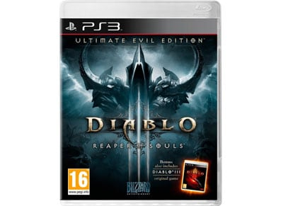 Diablo III: Ultimate Evil Edition - PS3 Game