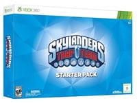 Skylanders Trap Team Starter Pack - Xbox 360 Game
