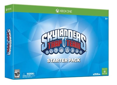 Skylanders Trap Team Starter Pack - Xbox One Game