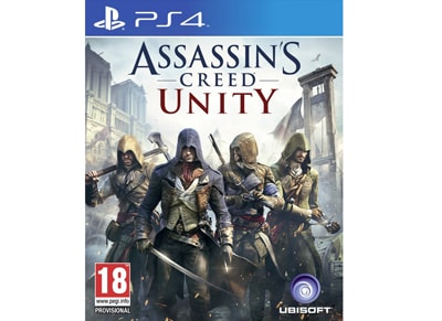 Assassin's Creed: Unity – PS4 Game