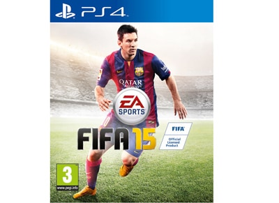 PS4 Used Game: FIFA 15