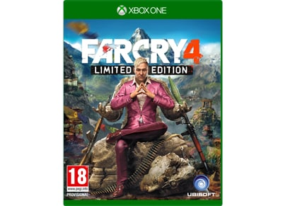 Far Cry 4 Limited Edition - Xbox One Game