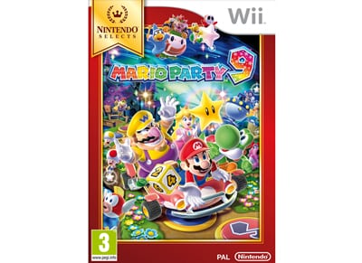 Mario Party 9 - Wii Selects