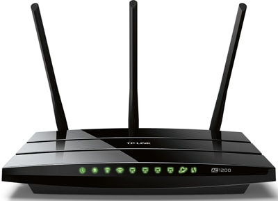 TP-Link AC1200 Wireless Dual Band Gigabit Router - Ασύρματο Ρούτερ