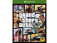Grand Theft Auto V - Xbox One Game