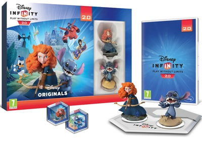 Disney Infinity 2.0 Toy Box Combo Pack - Xbox 360 Game gaming   παιχνίδια ανά κονσόλα   xbox 360