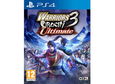 Warriors Orochi 3 Ultimate - PS4 Game