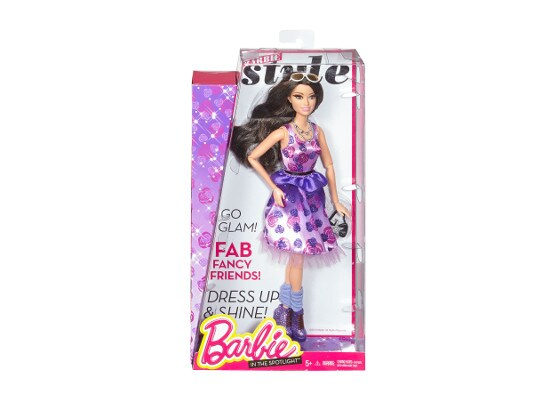 e758b1b2933b Barbie Μίνι Κούκλα Μοντέρνα Φορέματα reviews · wbh · wbh · wbh