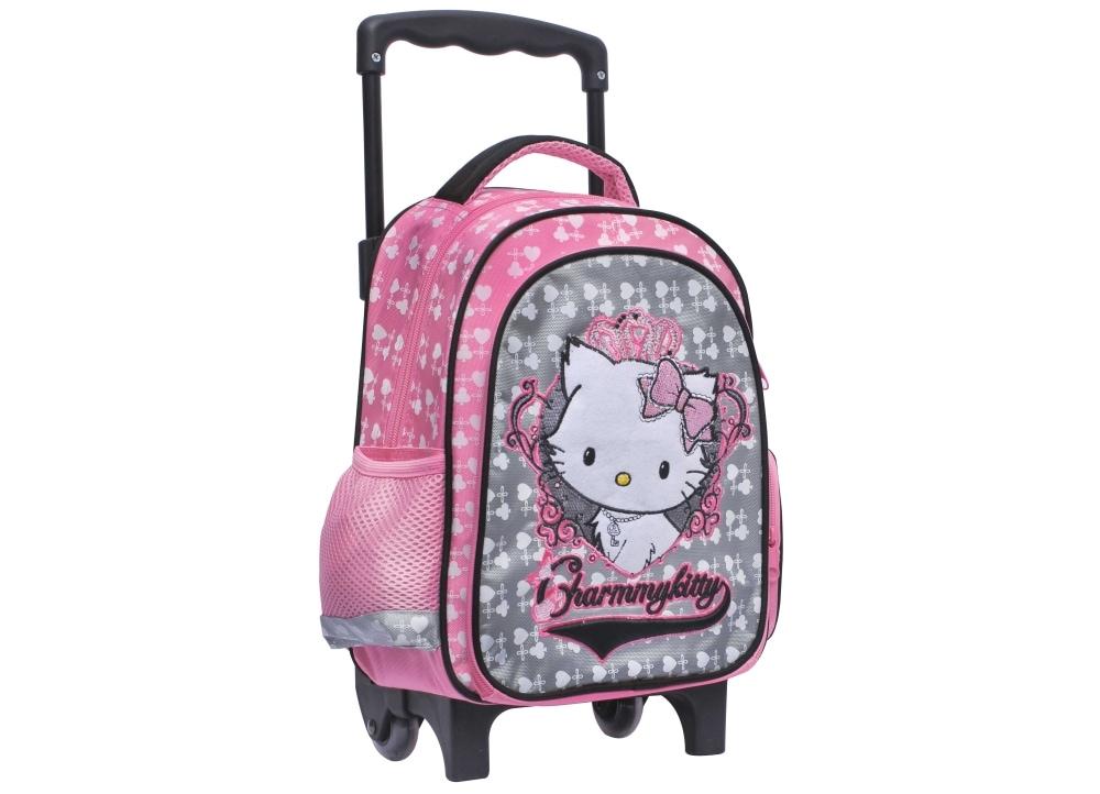 f1d73806a0c Τσάντα Τρόλεϋ GIM Charmmy Kitty Ροζ | Public