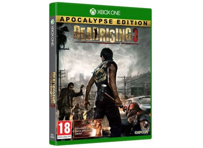 Dead Rising 3 Apocalypse Edition - Xbox One Game