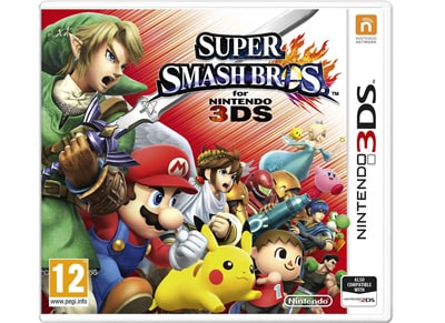 Super Smash Bros – 3DS/2DS Game